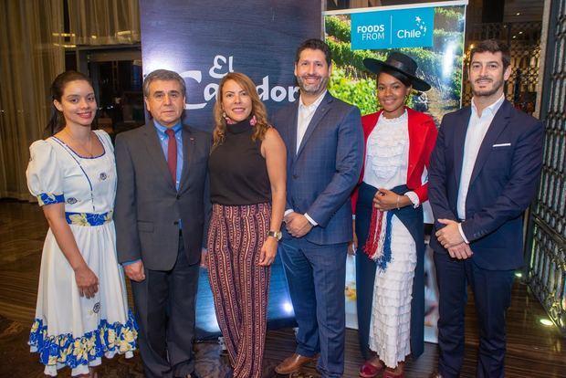 Semana Gastronómica Chilena en el J W Marriott Santo Domingo