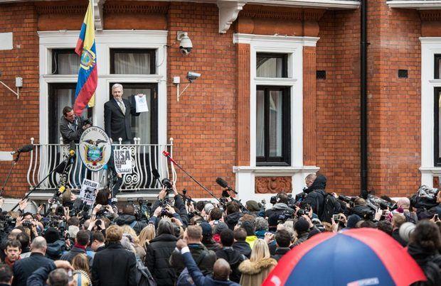 Ecuador dice que resolución de CIDH sobre Assange muestra ruta hacia solución
