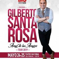 Gilberto Santa Rosa.