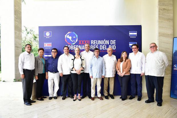 BID evalúa crecimiento económico de Centroamérica y República Dominicana