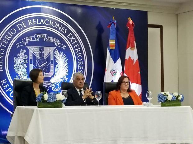 Embajada Canada hará talleres para analizar nuevas herramientas de gobernanza inclusiva