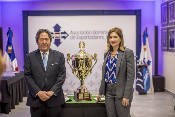 Exportadores anuncian XIV Copa Golf ADOEXPO