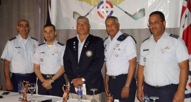 Fuerza Aérea Dominicana hará torneo de golf en Casa de Campo