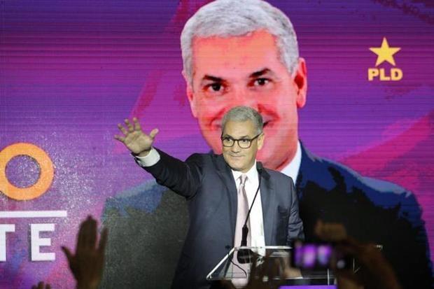 Gonzalo Castillo, candidato a la Presidencia de la República.