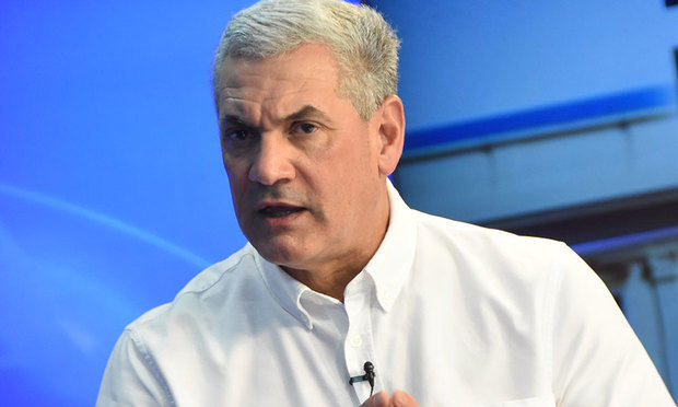 Candidato presidencial del Partido de la Liberación Dominicana Gonzalo Castillo.