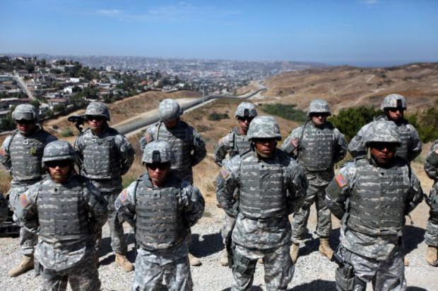 Las fronteras entre México y EE.UU. y en Gaza encabezan noticias EFE