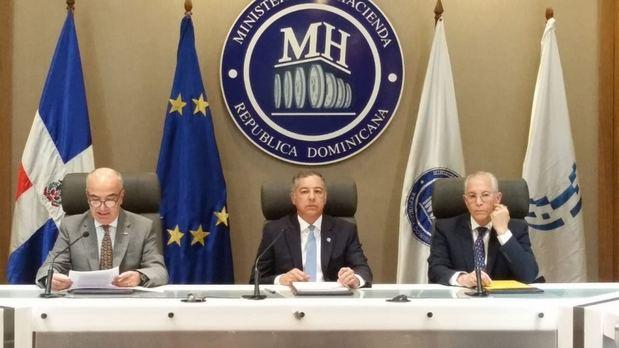 El Ministerio de Hacienda y la Unión Europea (UE) presentaron este jueves el plan de acción para el fortalecimiento de las finanzas públicas para el periodo (2020-2022).