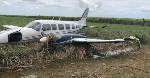 Venezuela inutiliza aeronave procedente de República Dominicana por narcotráfico