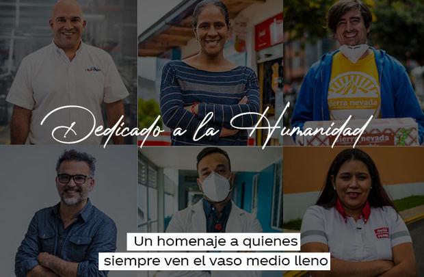 """""""Dedicado a la Humanidad"""", el homenaje de Coca-Cola al optimismo, la unión y el espíritu humano en la crisis actual"""