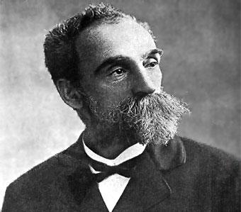 Eugenio María de Hostos.