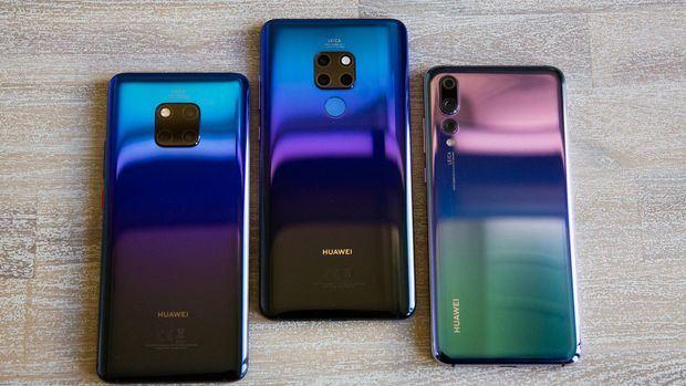 Claro y Huawei presentan la serie HUAWEI Mate20
