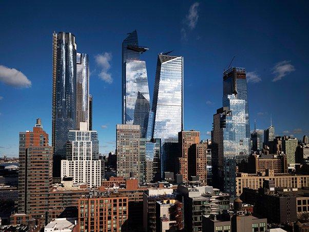 Facebook amplía su presencia en Nueva York y se traslada a Hudson Yards