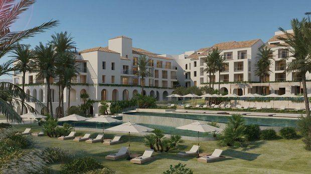 Hyatt programa para 2022 la apertura del emblemático hotel Byblos de Mijas