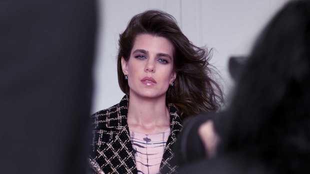 Carlota de Mónaco, nueva embajadora de Chanel