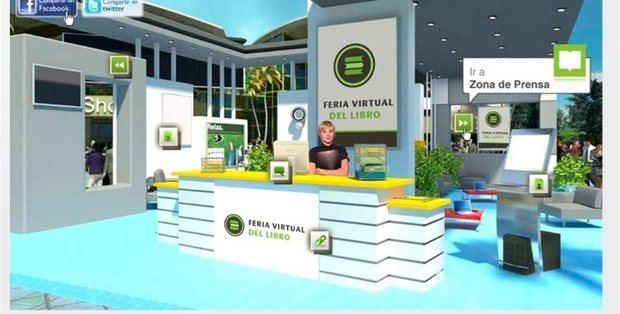 Feria Virtual del Libro y la Cultura.