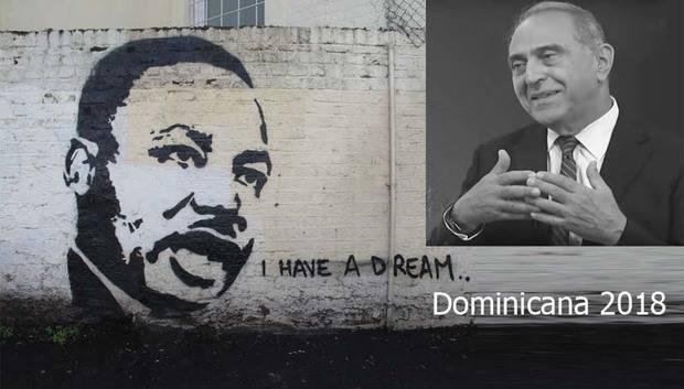 I have a dream: Dominicana 2018