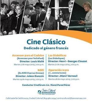 Cine Clásico.