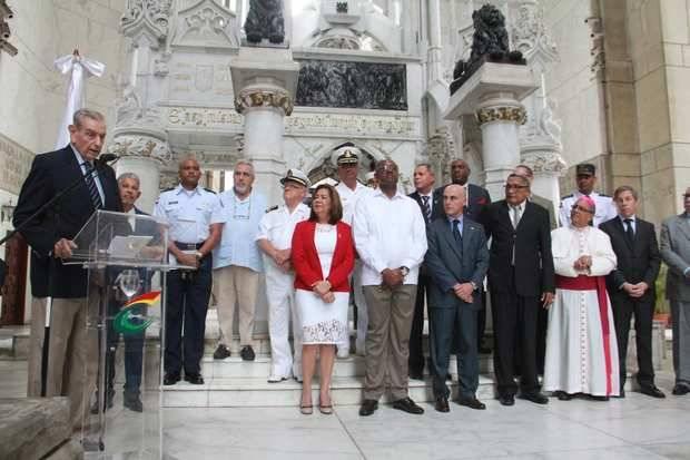 Cultura y el Faro a Colón conmemoran 525 aniversario del descubrimiento de América