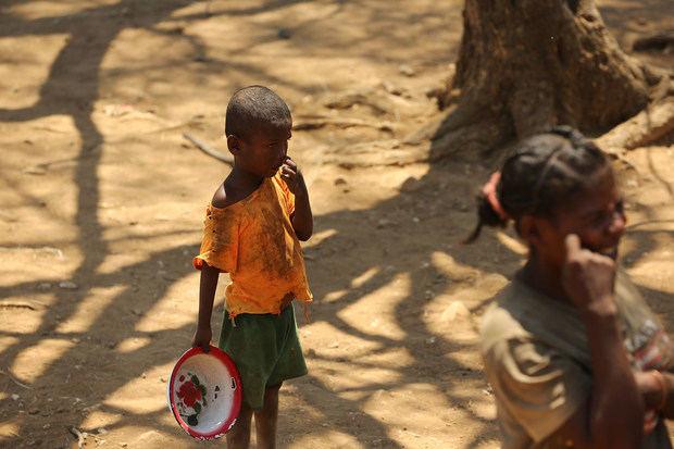Los efectos combinados de la sequía, el COVID-19 y la inseguridad reciente están socavando la ya frágil situación humanitaria en el sur de Magadascar.