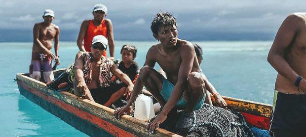 Luchadores guna contra el cambio climático. Guna Yala, Panamá