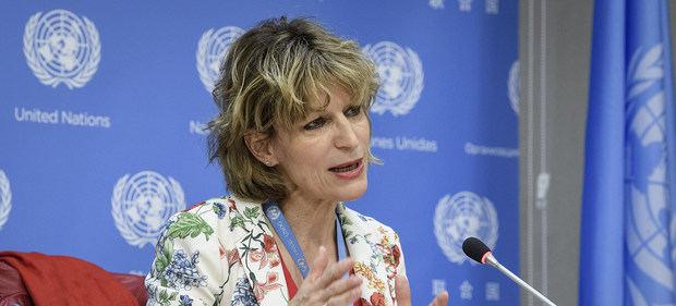 Agnes Callamard, relatora especial sobre ejecuciones extrajudiciales.