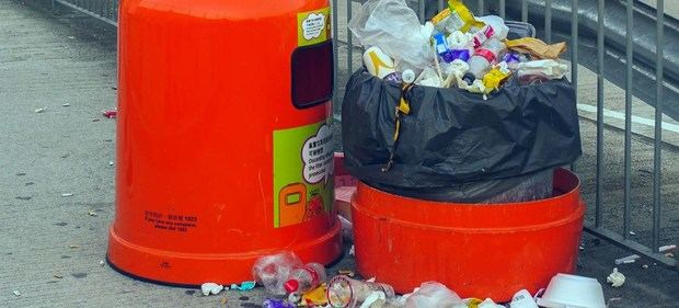 El desperdicio masivo de alimentos, un problema no solo de los países ricos