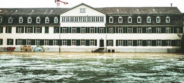 Las inundaciones han afectado a ciudades de toda Europa, incluida Zúrich (Suiza).Unsplash/Claudio Schwarz Las inundaciones han afectado a ciudades de toda Europa, incluida Zúrich, Suiza.