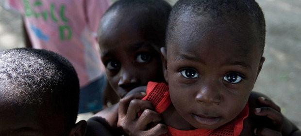Las enfermedades transmitidas por el agua amenazan a más de medio millón de niños en Haití