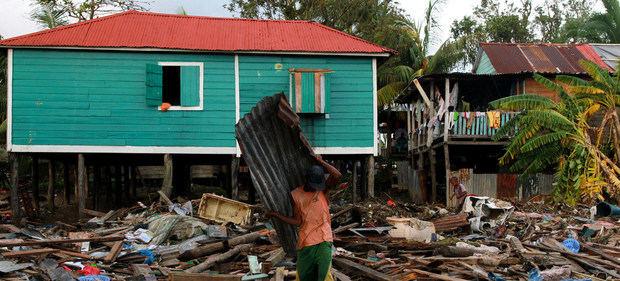 La ONU ayuda a los damnificados por el huracán Eta en América Central y el sur de México