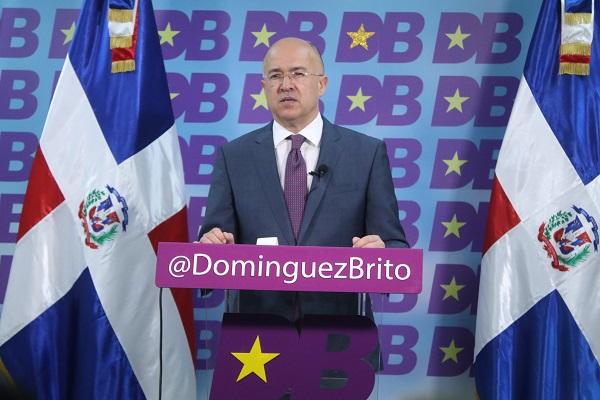 Francisco Domínguez Brito critica promesas falsas de Luís Abinader