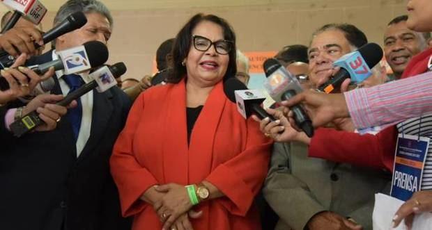 Comisión Electoral de la UASD proclama a Emma Polanco ganadora