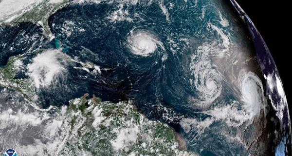 Alertas de huracán y tormenta emitidas debido a Isaac