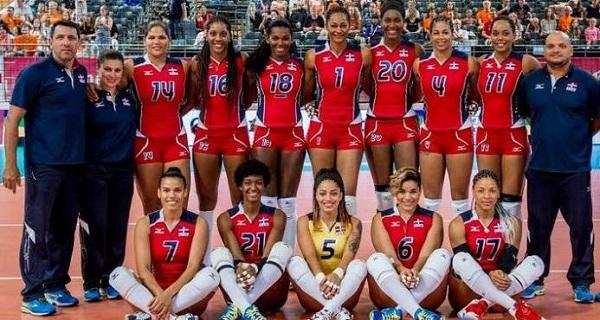 RD va ante Japón en primer juego de segunda ronda en Mundial de Voleibol Femenino