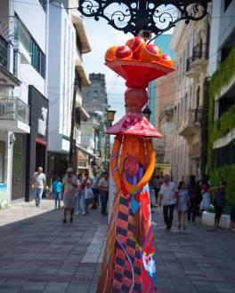 Artesanía, colorido e identidad que marcan una ciudad