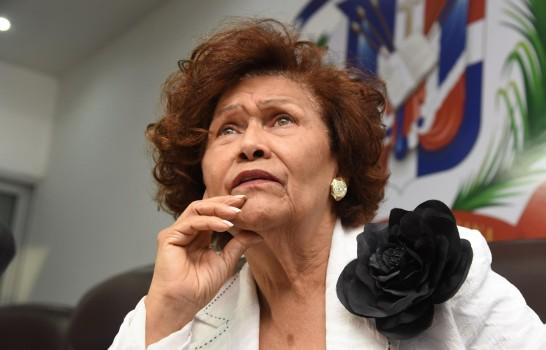 Defensora del Pueblo, Zoila Martínez Guante.