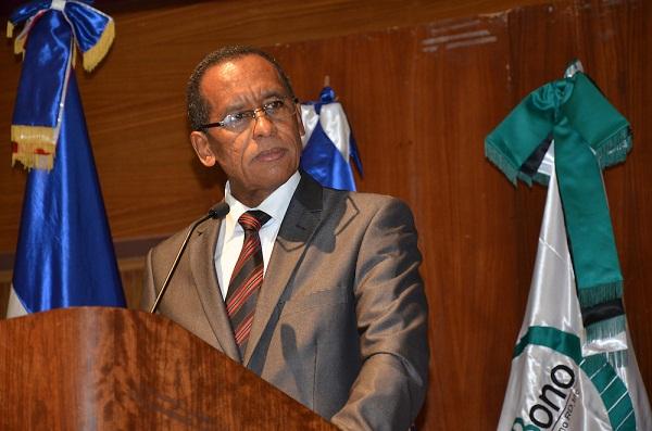 Antonio Medina ha sido electo como vicerrector de la UASD