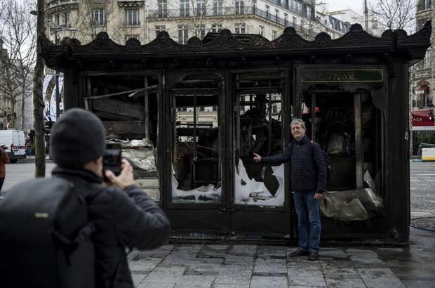 La violencia de las protestas fuerza al Gobierno francés a revisar su estrategia