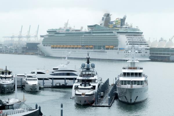 Los cruceros vuelven al Caribe en junio tras larga pausa por la pandemia