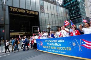 Desfile en la 5a. Avenida de New York