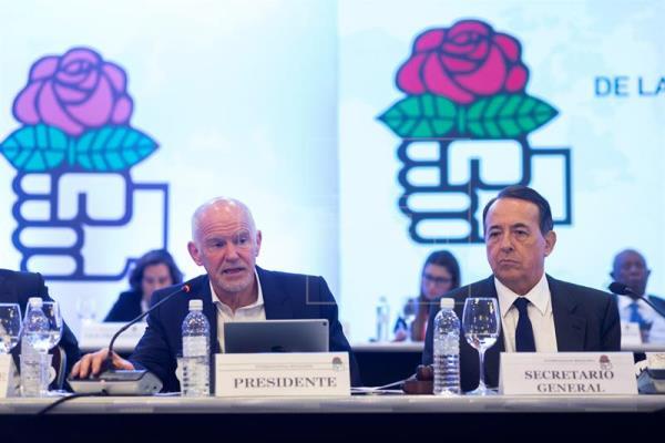 Internacional Socialista expulsa de sus filas al FSLN por crisis en Nicaragua