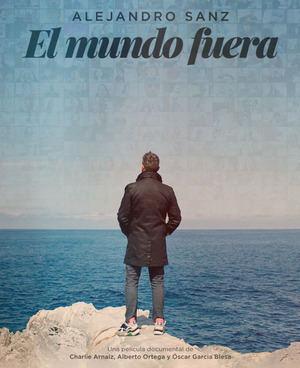 Afiche del documental 'El mundo fuera'.