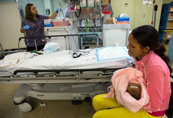 La muerte infantil sigue en aumento en RD