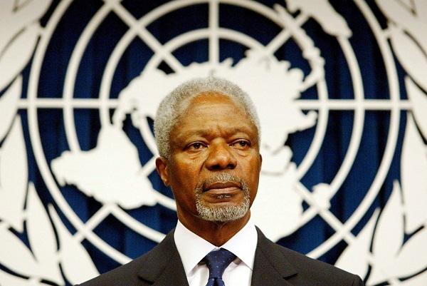 La ONU rendirá tributo a Kofi Annan con actos durante los próximos días