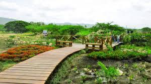 Jardín Botánico Eugenio de Jesús Marcano.