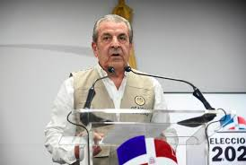Jefe de misión de la OEA pide a dominicanos que voten masivamente el domingo
