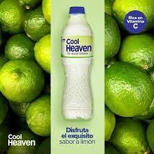 Botella cool Heaven