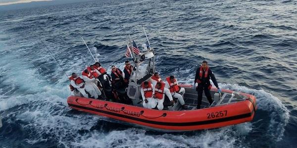 Armada Dominicana intercepta embarcación ilegal que pretendía llegar a Puerto Rico