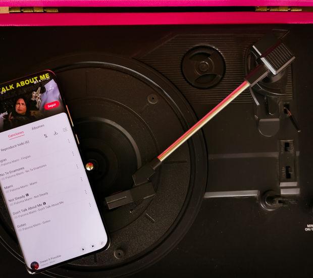 Disfruta de tus canciones sin interrupción, aunque cambies de dispositivo
