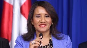 Zoraima Cuello directora ejecutiva del Consejo Nacional de Competitividad (Pro Competitividad) en sustitución de Rafael Paz.