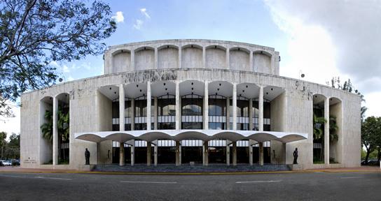 Programación del Teatro Nacional Eduardo Brito en septiembre